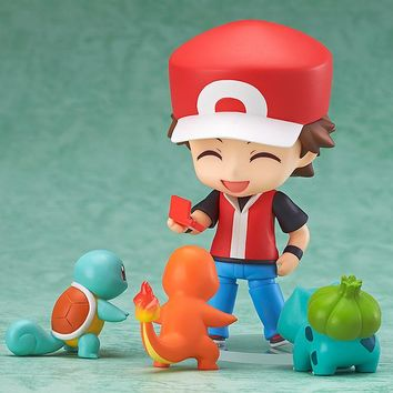 Character Action Figure Toy Pvc Collections Christmas Models For Pokemon Go