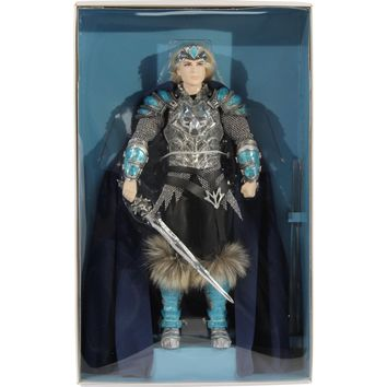 Barbie Faraway Forest King Of The Crystal Cave Doll