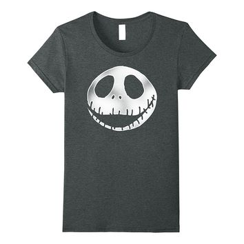 Disney Nightmare Before Christmas Big Jack Head T Shirt