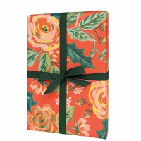 Jardin Noel Rifle Paper Co. Wrapping Sheets - Roll