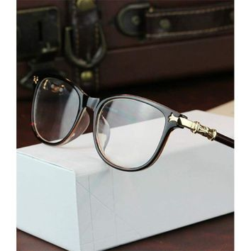 New Designer Eyeglasses Frame Vintage Eye glasses clear lens eyewear Optical Glass frame - gafas oculos de grau