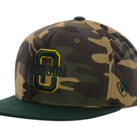 Oregon Ducks Major Pain Snapback Cap