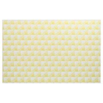 Sunshine Yellow Fabric