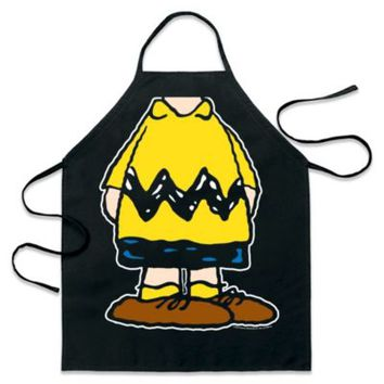 ICup Peanuts Charlie Brown Be-the-Character Apron