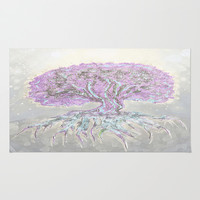 Tree of Life Lightness of Air Rug by Tree Of Life Shop