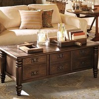 Meyers Coffee Table | Pottery Barn