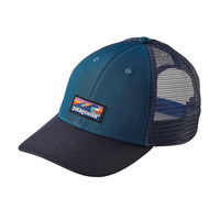 Patagonia Board Short Label LoPro Trucker Hat