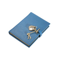 Padock Diary Brights Leather | Blue