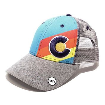 Incline Colorado Small Fit Trucker Hat - The Summerfest