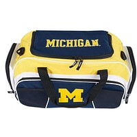 Michigan Wolverines - Roadblock Duffle Bag
