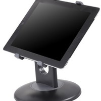 Kantek Tablet Stand for Apple iPad, Galaxy Tab, Kindle Fire, Xoom, Thrive and Other 7-10-Inch Tablets (TS710)