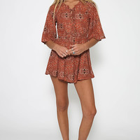 Well-Being Playsuit - Print