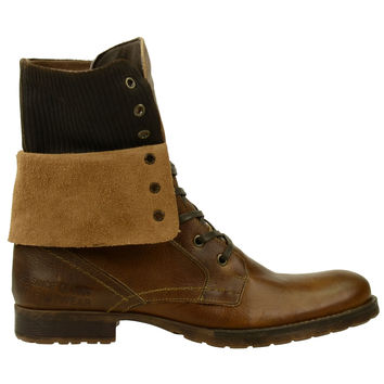 Sacha Vintage Worker boots