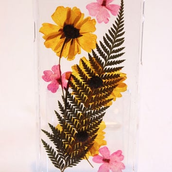 Maci iPhone 6/6S Dried Flower Phone Case
