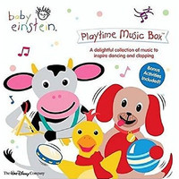 Baby Einstein: Lullaby Classics by Baby Einstein (CD, Mar-2004,)