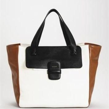 Marc Jacobs Colorblock Tote Bag- Made in Italy - The Statement Bag: Michael Kors, Jimm