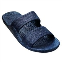 Pali Hawaii Sole Mate slide sandal in navy blue - ShopTheDocks.com
