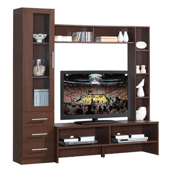 """Techni Mobili Entertainment Center with Storage for TVs Up To 55"""""""