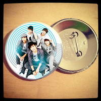 SHINee Pinback Buttons (Made to Order)