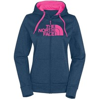 The North Face Fave Half Dome Full Zip Hoodie - Women's