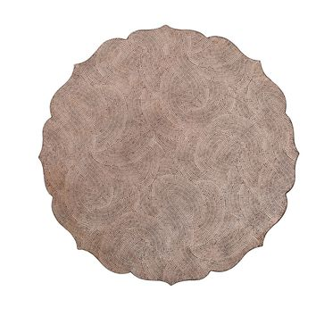 Tangier Placemats S/4   Silver
