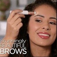 New Arrivals Flawless Touch Electric EyeBrows Hair Remover