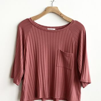 Eve Loose Fit Tee