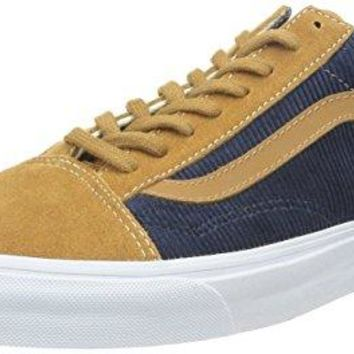 Vans Mens Corduroy Mixup Old Skool Reissue Ca Cathay Spice VN-0KW7DH0