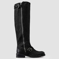 Womens Knee Kawai Boot (Black) | ALLSAINTS.com