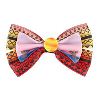 Disney's The Lion King Sunset Hair Bow