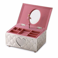 Lenox Ballerina Jewelry Box
