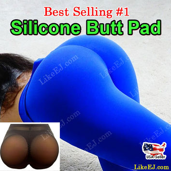 Women Butt Pad Hip Up Silicone Buttocks Pads Enhancer body Shaper Panty Tummy Control Girdle