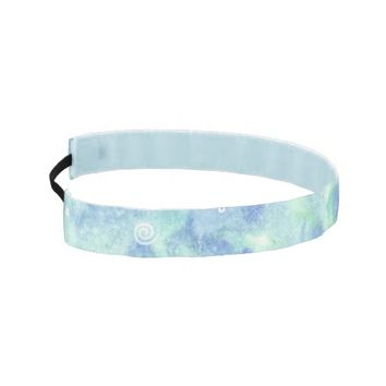Headband - Blue lagoon Athletic Headbands