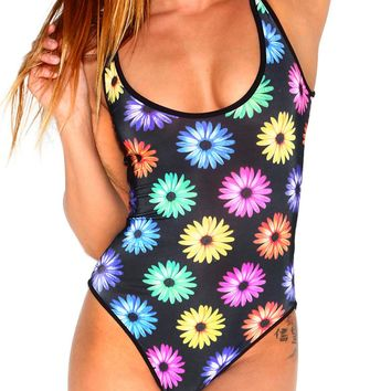 Blooming Daisy Bodysuit