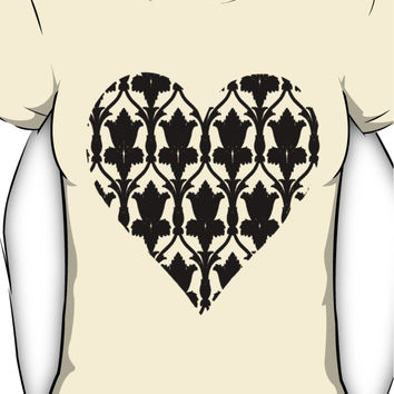Sherlock Wallpaper Love Women's T-Shirt