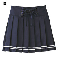 Japanese Online Shop - [Cecile] Pleated Skirt / New Items for Fall & Winter 2012, Teens': JSHOPPERS.com ($20-50)