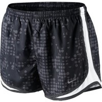 Nike Women's Printed Tempo Track Running Shorts