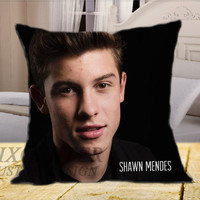 The Shawn Mendes Square Pillow Case From Frozzaholic On Etsy