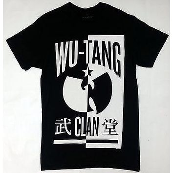 "Wu-Tang Clan YING YANG LOGO 'W BIRD' T-Shirt NWT 100% Authentic ""LIMITED RUN"""