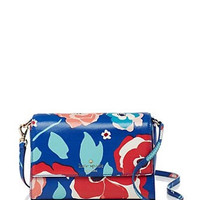 Kate Spade New York Cedar Street Multi Floral Magnolia Crossbody