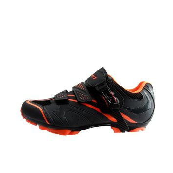 TIEBAO M1413 New Arrivals Mountain Bike Shoes Women Men MTB Cycling Shoes Breathable Upper SPD Cleat Compatible Bicycle Shoes