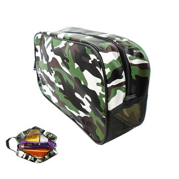 2017 High Quality Portable Man Travel Wash Bag Large Capacity Waterproof Cosmetic Bag Pouch Men's Bath Toiletry Bag Camouflage