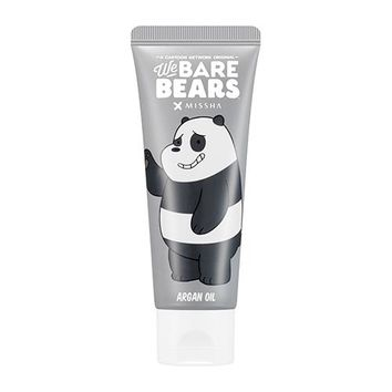 [MISSHA] Real Moist 24 Hand Cream [Argan Oil] (We Bare Bears)