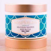 Soapy Bliss Mermaid Body Butter