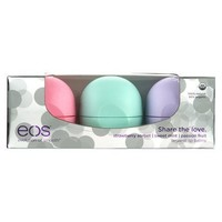 Eos Share the Love Smooth Sphere Holiday Box, Strawberry Sorbet, Sweet Mint and Passion Fruit