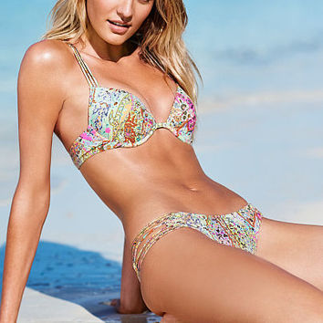 The Fabulous Macramé Top - Beach Sexy - Victoria's Secret