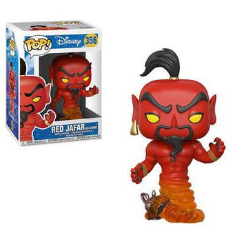 Funko Pop Disney: Aladdin - Red Jafar