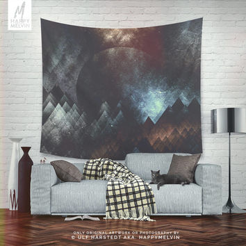 Its complicated - Wall tapestry - Tapestry - Wall hangings - Boho - Mountains tapestry - Nature - Artwork - Home decor - Wall decor - Strong