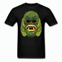 Creature of the Black Lagoon Vintage Halloween Mask T