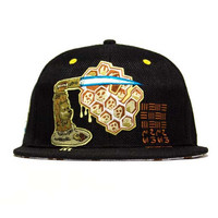 Puff N Dabs V2 Fitted Hat